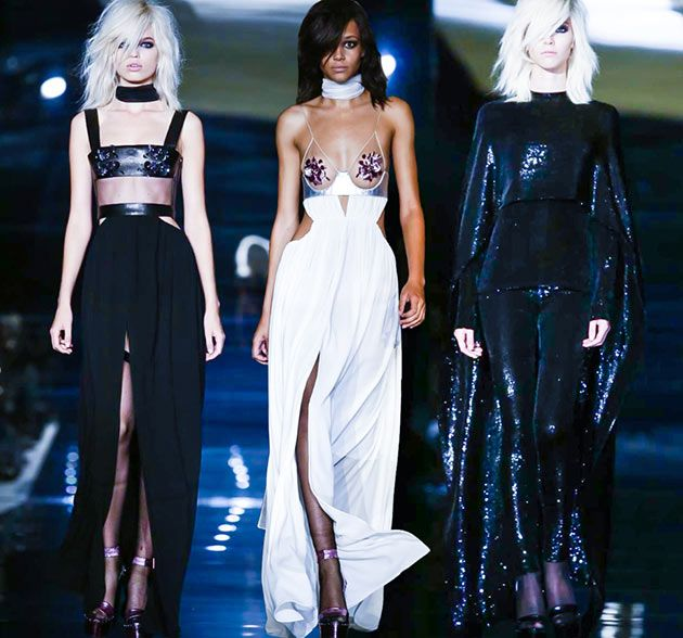 Tom Ford Spring/Summer 2015 Collection – London Fashion Week - Fashionisers