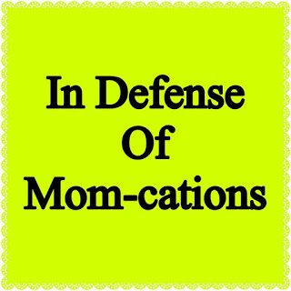 A Stone's Throw from Perfection: In Defense of Mom-cations  Moms need vacations.  By themselves.  Here's why.