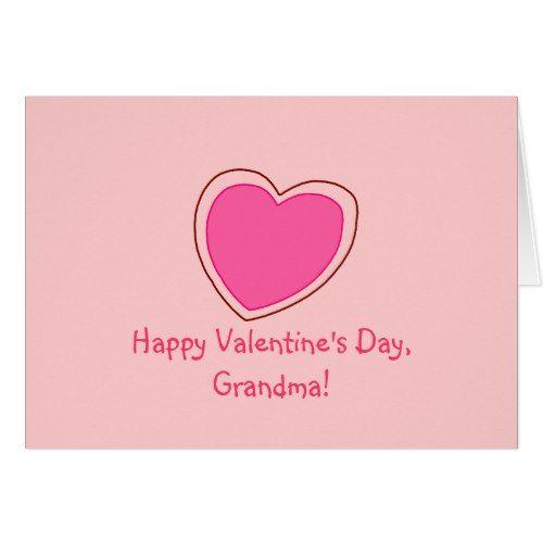 Happy Valentine\'s Day, Grandma!\