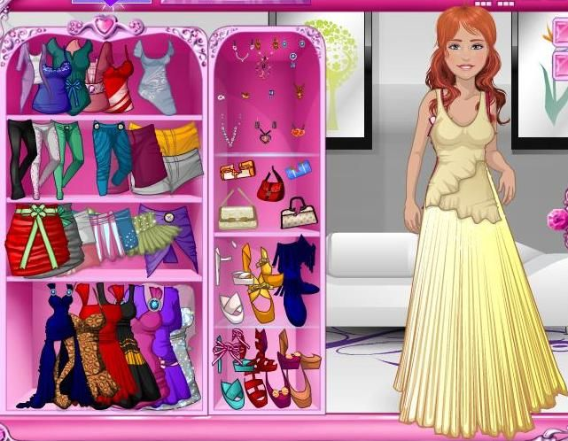Prom Dress Up Games Play