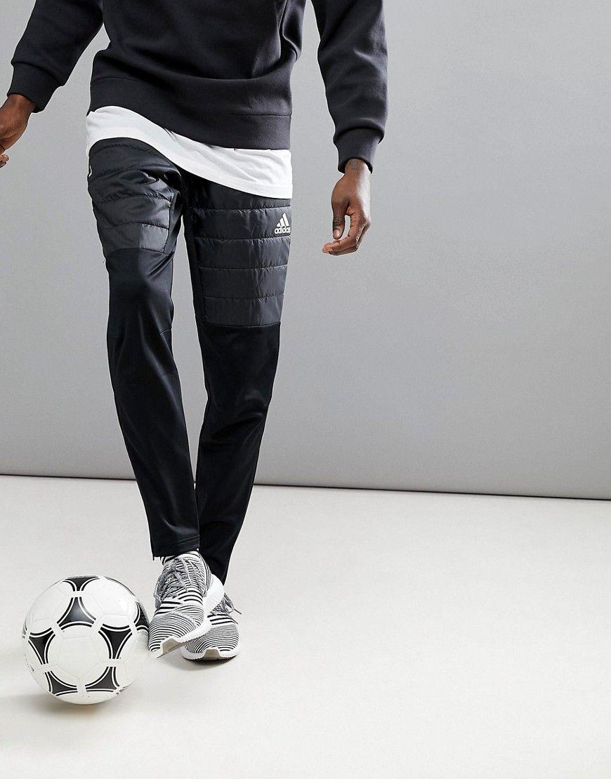 144461070925a6 ADIDAS ORIGINALS ADIDAS TANGO SOCCER PADDED PANTS IN BLACK BR1527 - BLACK. # adidasoriginals #cloth #