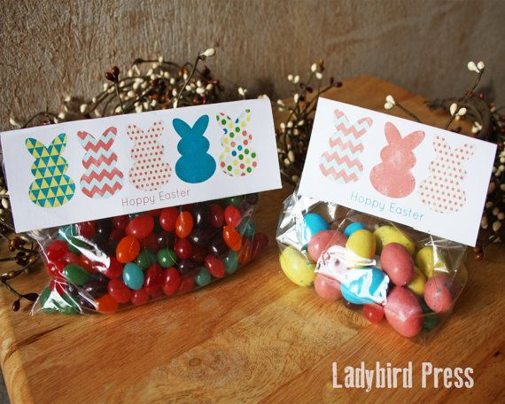 Hoppy easter a quirky printable easter treat toppers a fun hoppy easter a quirky printable easter treat toppers a fun easter gift negle Images