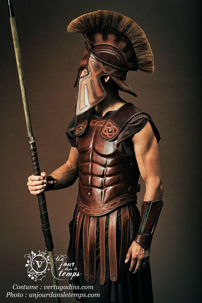 armure grecque costume les vertugadins http www. Black Bedroom Furniture Sets. Home Design Ideas