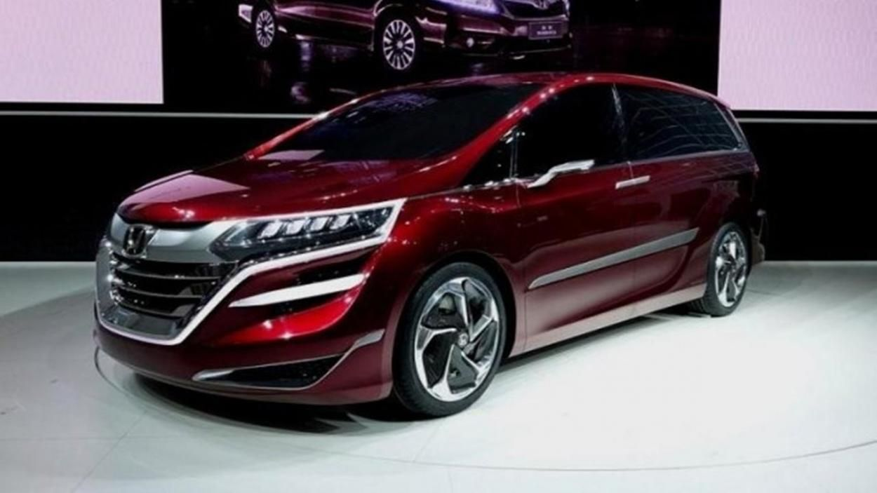 2017 Honda Odyssey Redesign Release