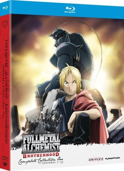 Deal of the Day: Save OVER 43% Off on Fullmetal Alchemist ...