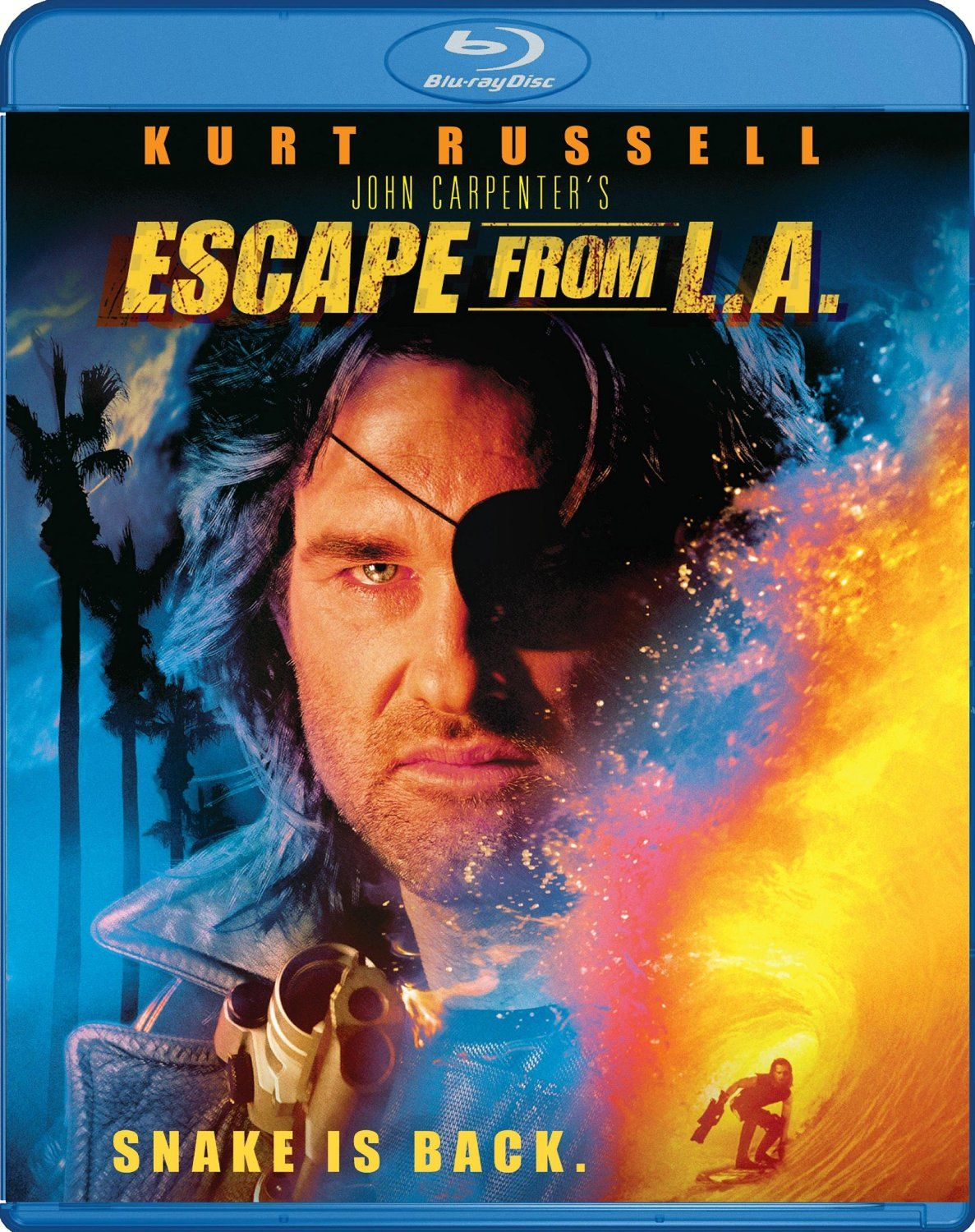 Amazon.com: John Carpenter's Escape From L.A. [Blu-ray]: Various: Movies & TV