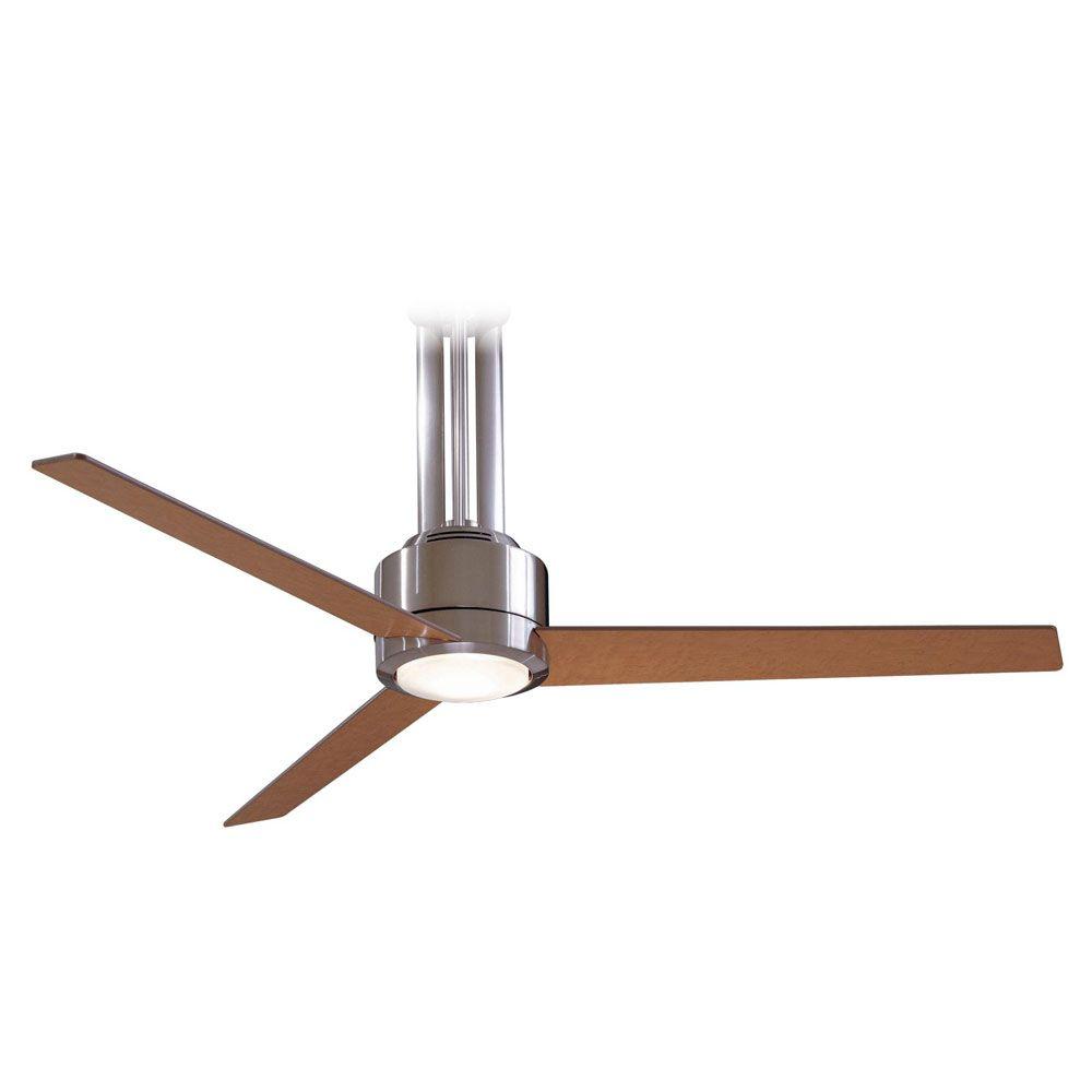 Minka aire flyte ceiling fan in brushed nickel lighting minka aire flyte ceiling fan in brushed nickel aloadofball Choice Image