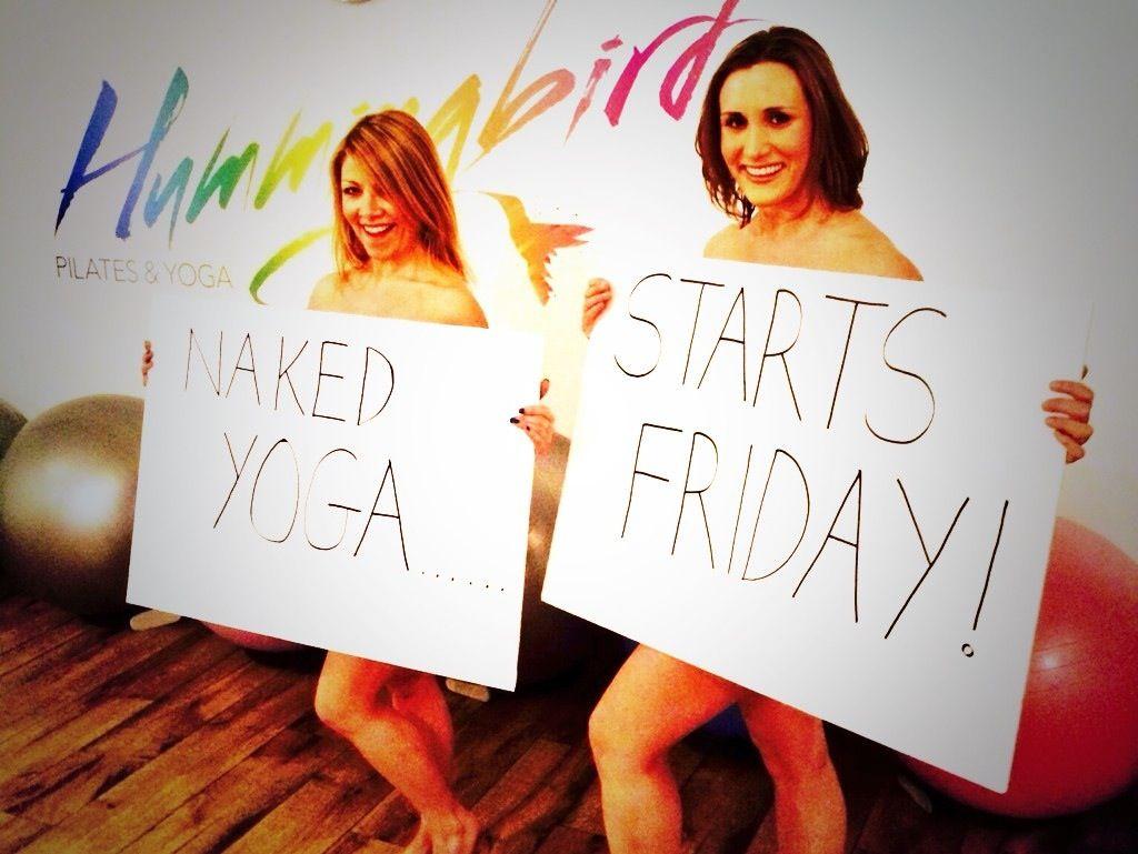 Naked Yoga April Pranks!