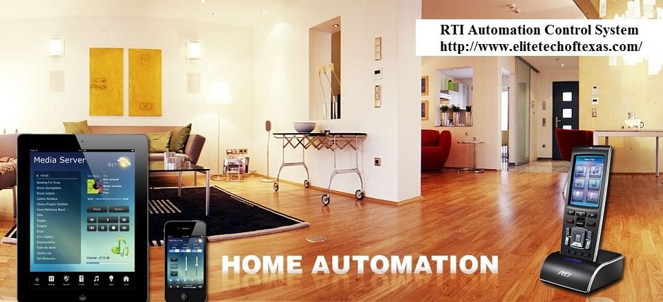 RTI Automation Control System can make it easier to remote control ...