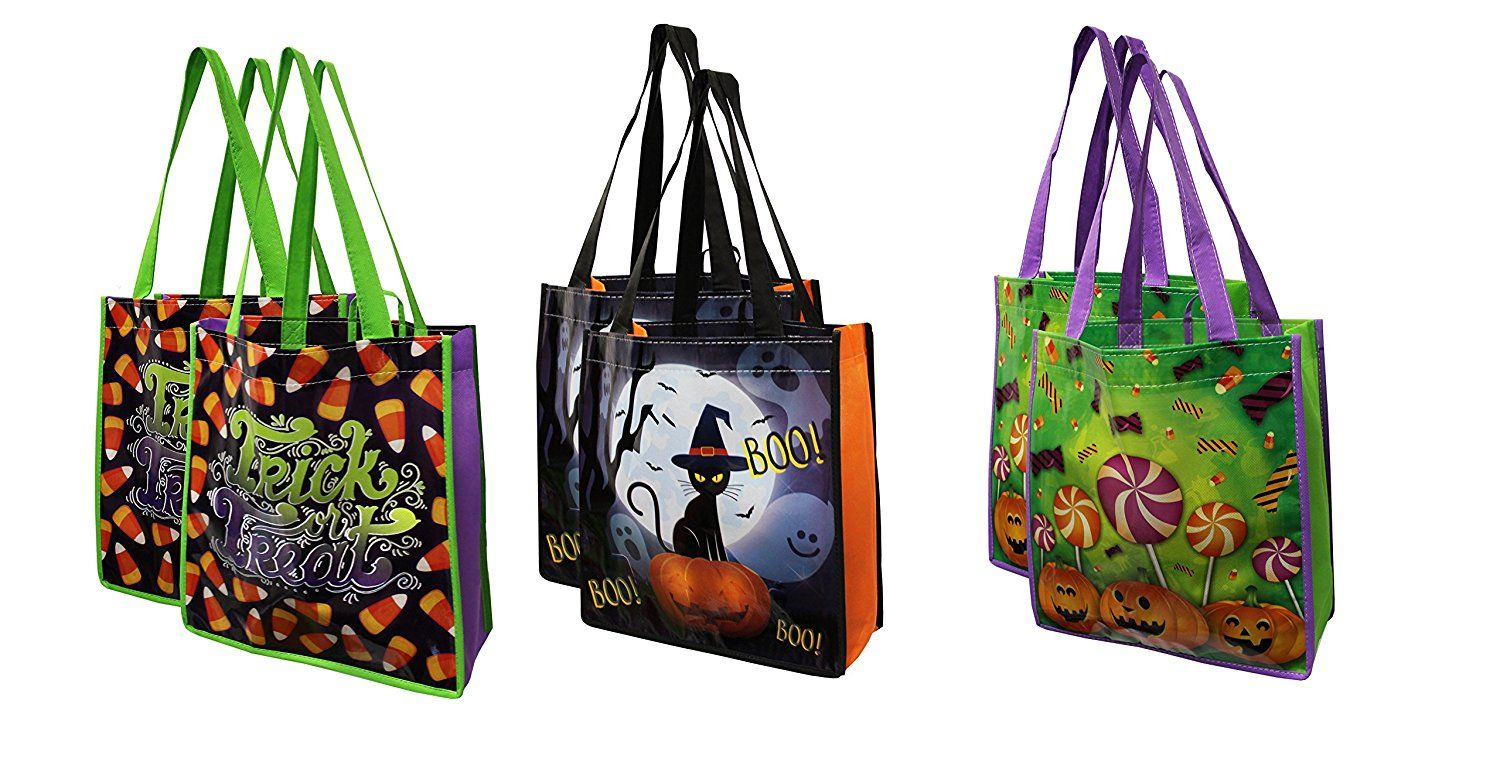 Earthwise Halloween Trick or Treat Bags Reusable Candy