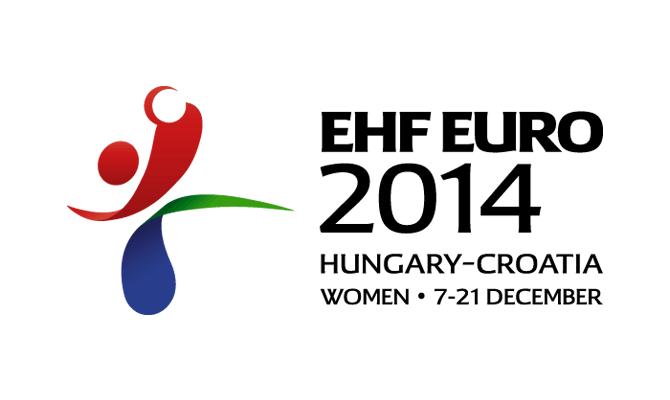 Logo Europeo Balonmano Femenino 2014 Women S Handball Handball European Championships
