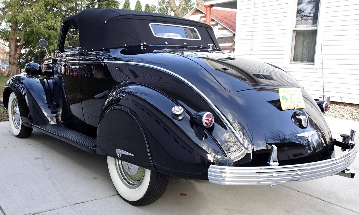 1937 DeSoto S3 for sale #2037245 - Hemmings Motor News | Chrysler ...