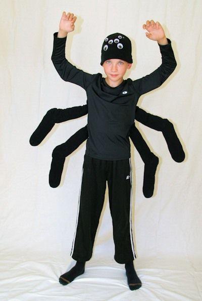 Diese Spinnenkostüm ist ein geniales Upcycling-Projekt | Kostüme ...