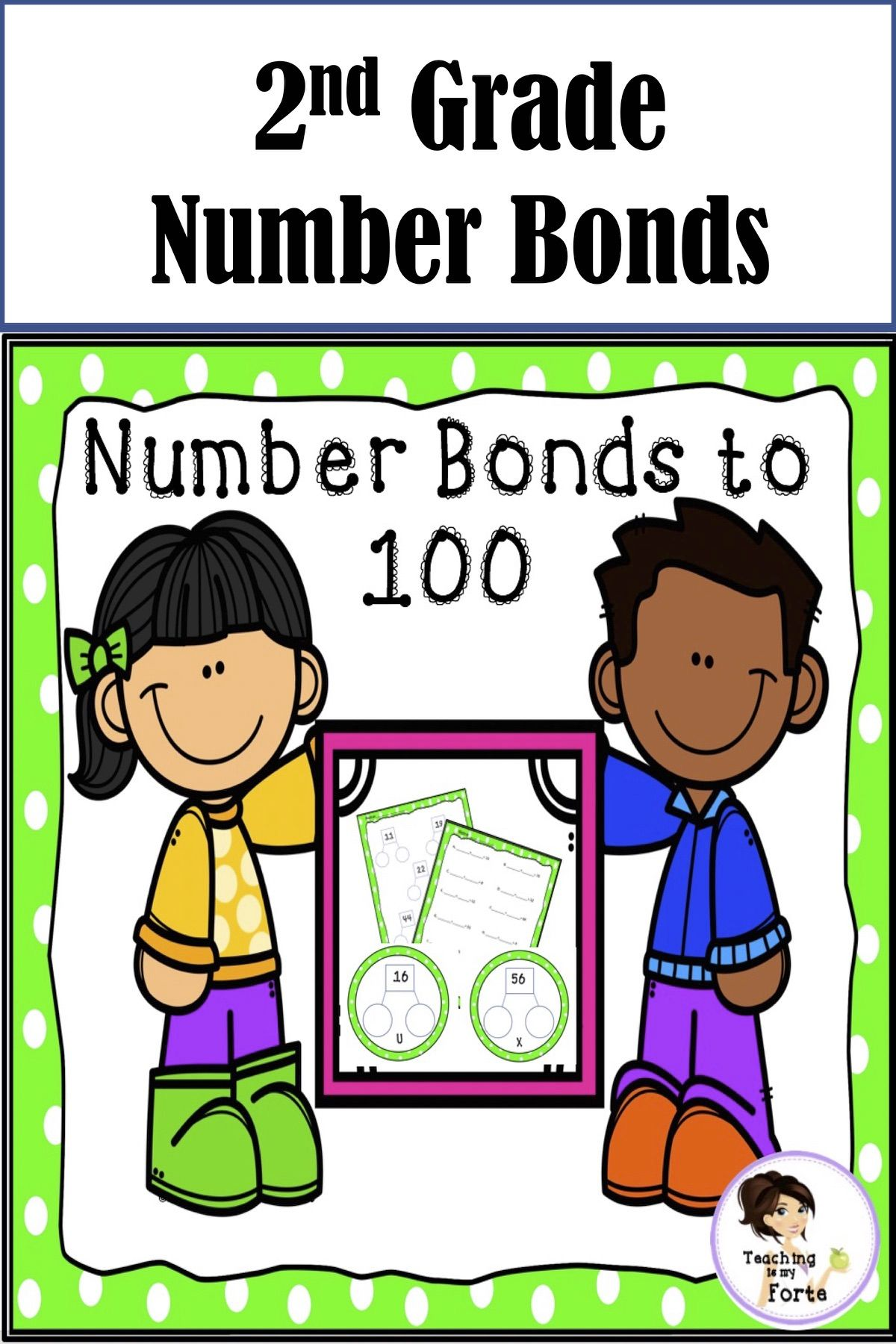 Number Bonds To 100