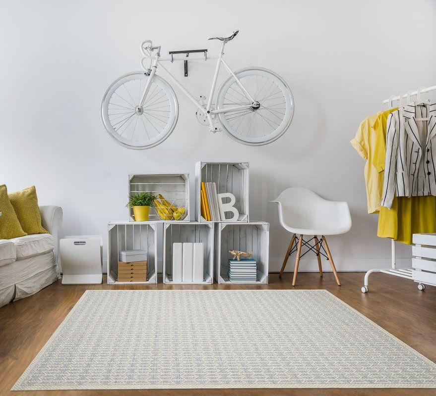 Silver/Beige Indoor/Outdoor Area Rug Luxury vinyl click