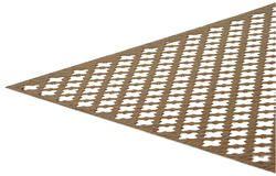 Cloverleaf Aluminum Sheet 24 X 36 At Menards Decorative Sheets Aluminum Sheet Metal Sheet Metal