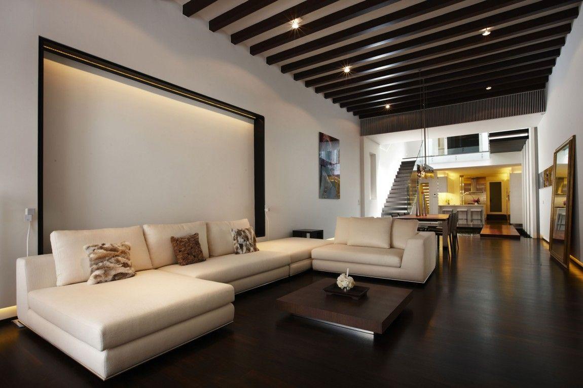 Resultado De Imagen Para Techo De Machimbre Blanco Arqui  ~ Techos Decorativos Para Interiores