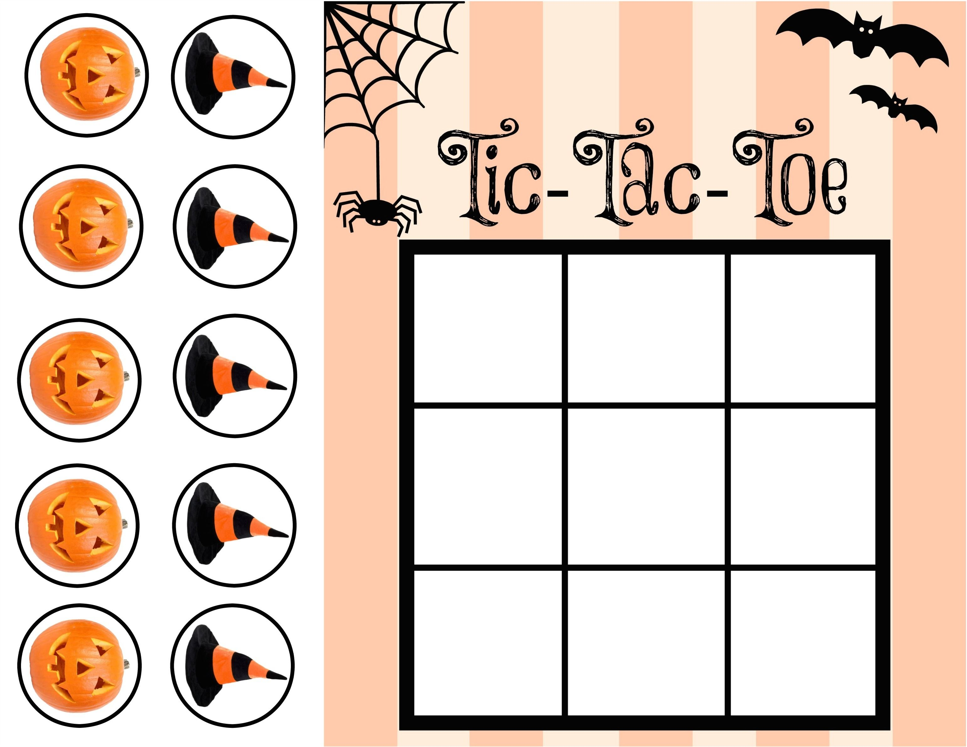 7 Best Images of Printable Halloween Tic Tac Toe - Halloween Tic Tac Toe  Printable, Halloween Tic Tac Toe Printable and Halloween Tic Tac Toe  Printable