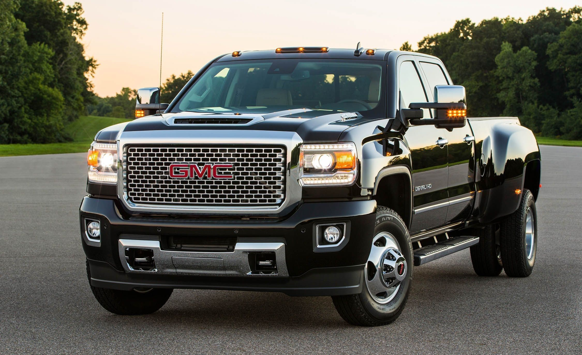 2019 Gmc Sierra 2500hd 3500hd Redesign Price And Review Gmc