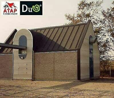 Duo high tech waterproofing from Belgium.  Workerbility, water resistant, uv resistant tpo top coating will make your flat roof high end, safety and esthetic. With insurance back warranty of 15 years.  Contact us 03-40319455 (office hour) for further info. www.1atap.com.my