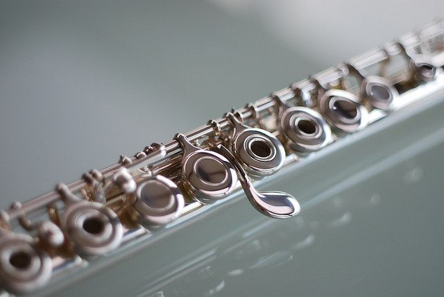 A Flute by jontolton, via Flickr