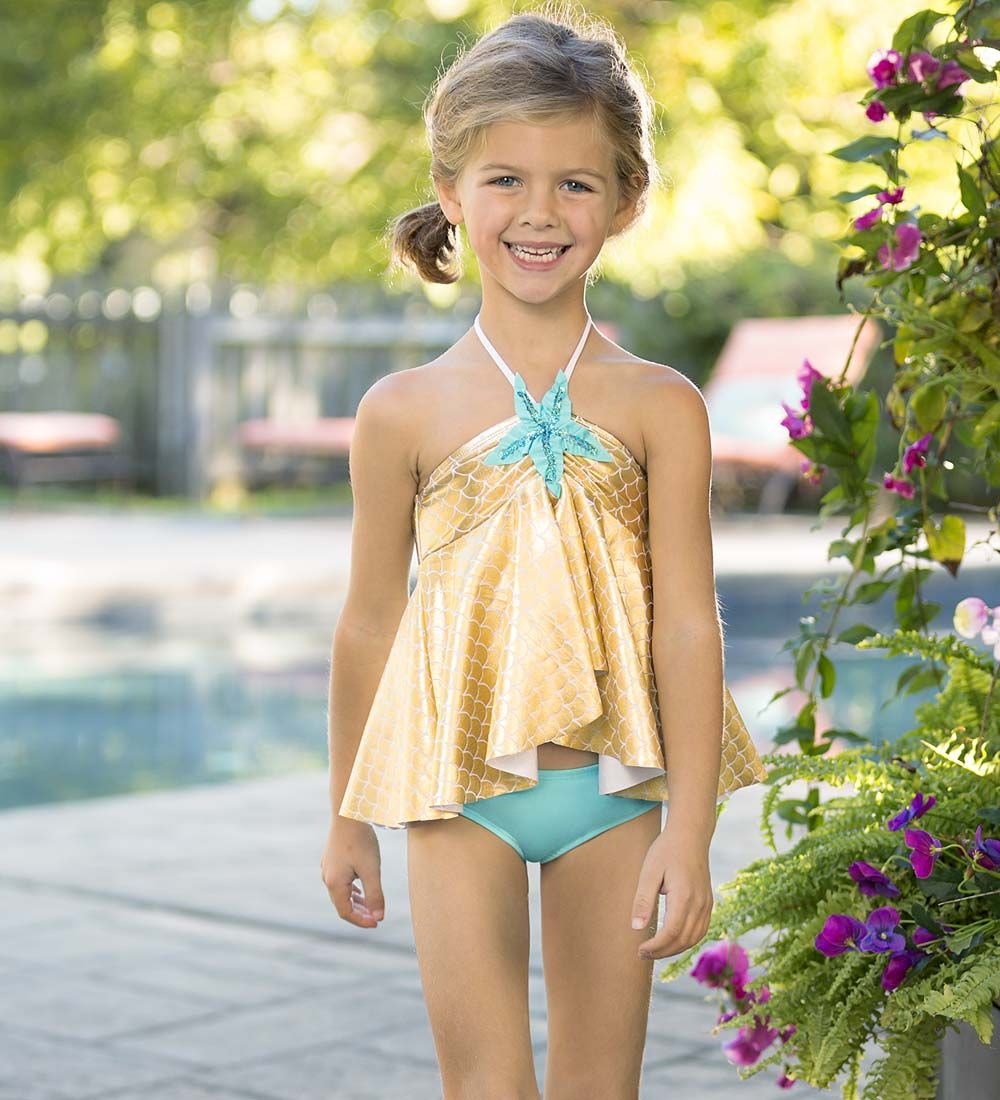 3eea2bd7a0c9e Starfish High-Low Tankini in Girls Swimwear cwd | Kids | Swimsuits ...