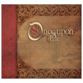 """Once Upon a Time Post-Bound Album with Glitter - 12x12"""" : Target"""