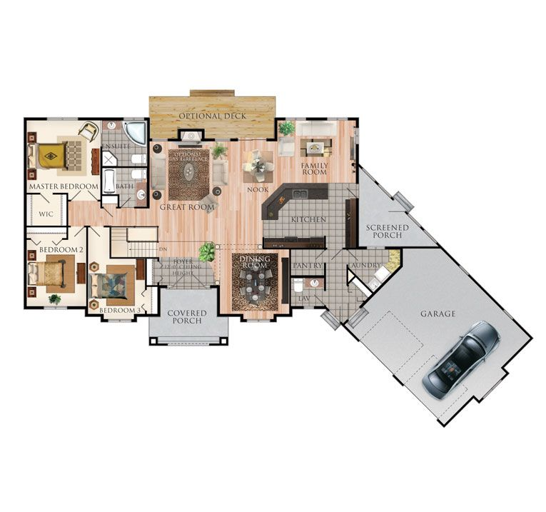 Beaver Homes and Cottages | House Plans | Pinterest | House, Future ...