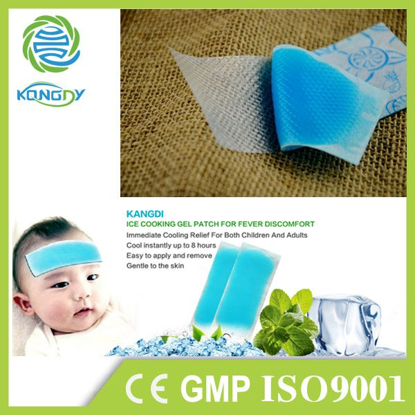 Baby Fever Cooling Patch Foot Detox Patches