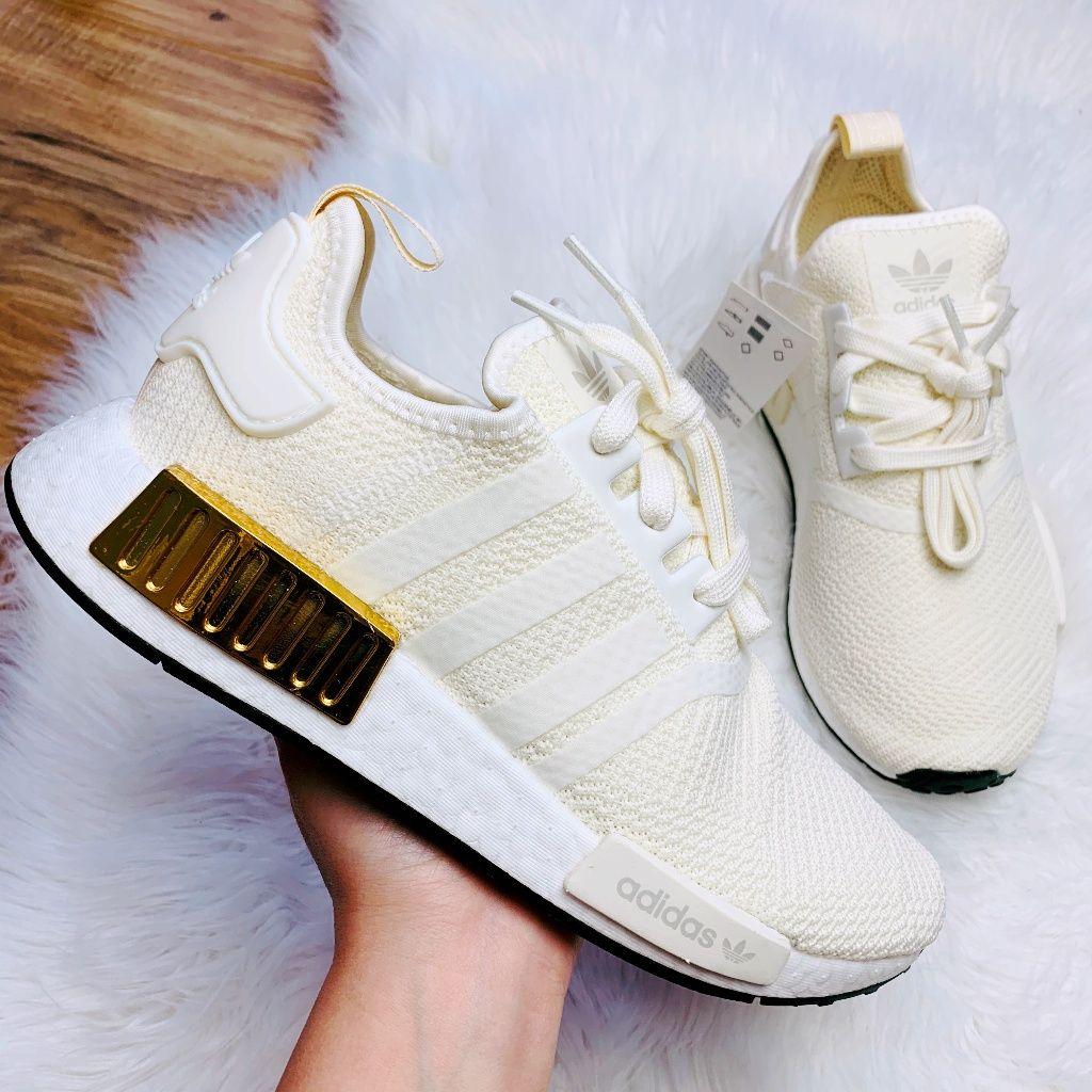 adidas nmd r1 rose gold metallic