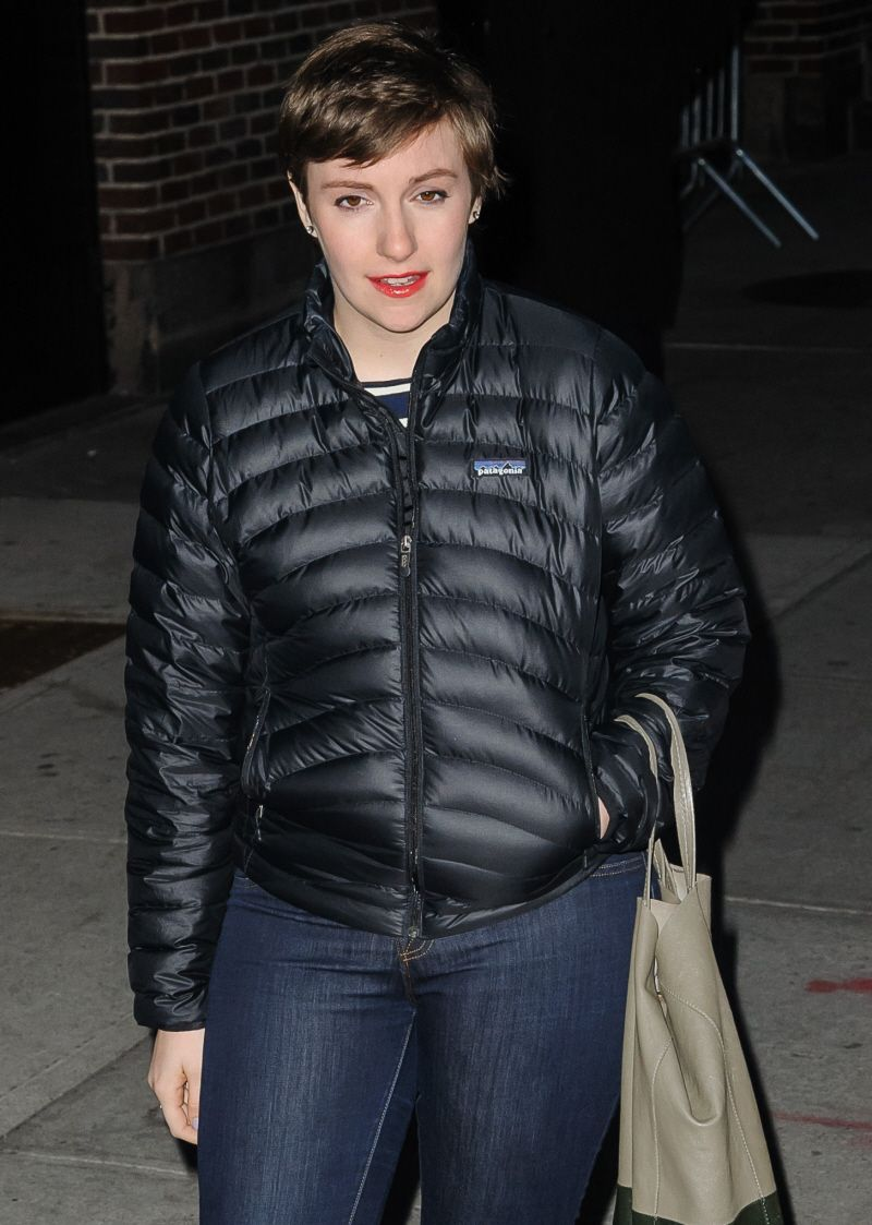 Lena Dunham says 'Girls' is a feminist show: 'Feminism isn't a dirty word'