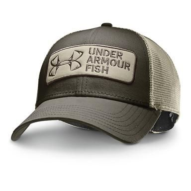Under Armour Fish Hook Patch Hat Mike Would Love This Hat Fishing Boots Hats Fish