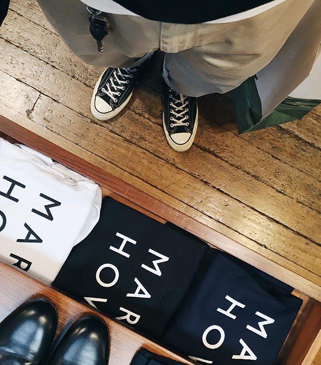 #Liberty #London #margarethowell #totebag #converse1970 #OurLegacy #sunspel #ITEMblog #blog #blogger - Thanks to d_watso via instagram.