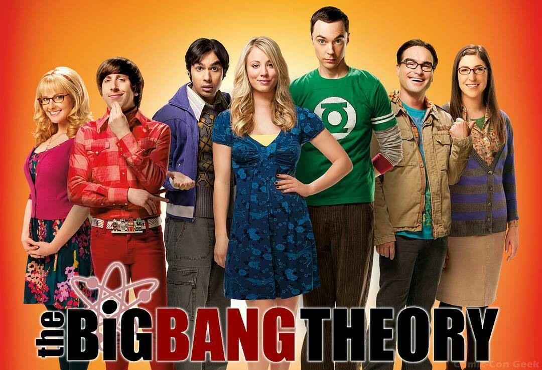 Telecharger big bang theory