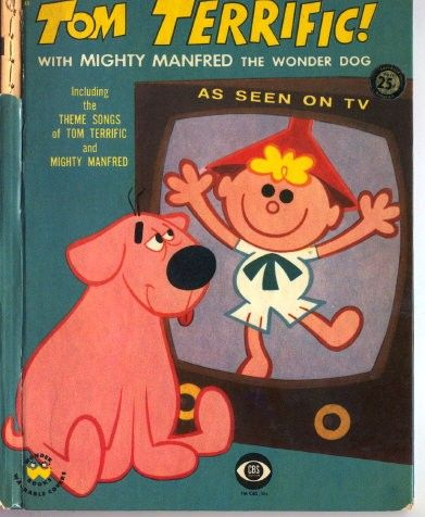 Mighty manfred the wonder dog theme song