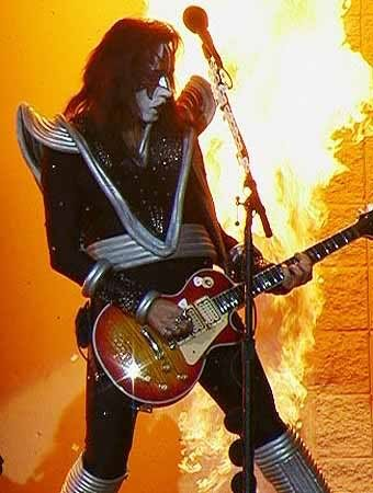 Paul Daniel Ace Frehley Born April 27 1951 Is An American