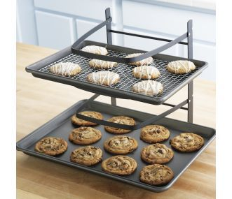 Baker S Mate Cooling Rack Chefscatalog Com Good For When