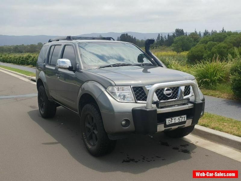 Car for Sale Nissan r51 pathfinder STL N