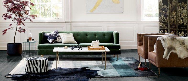 Creative Living Room Ideas Italian Inspired Home Decor Green Velvet Sofa Brown Leather Chairs Home Decor Modern Furniture Creative Living Room Ideas
