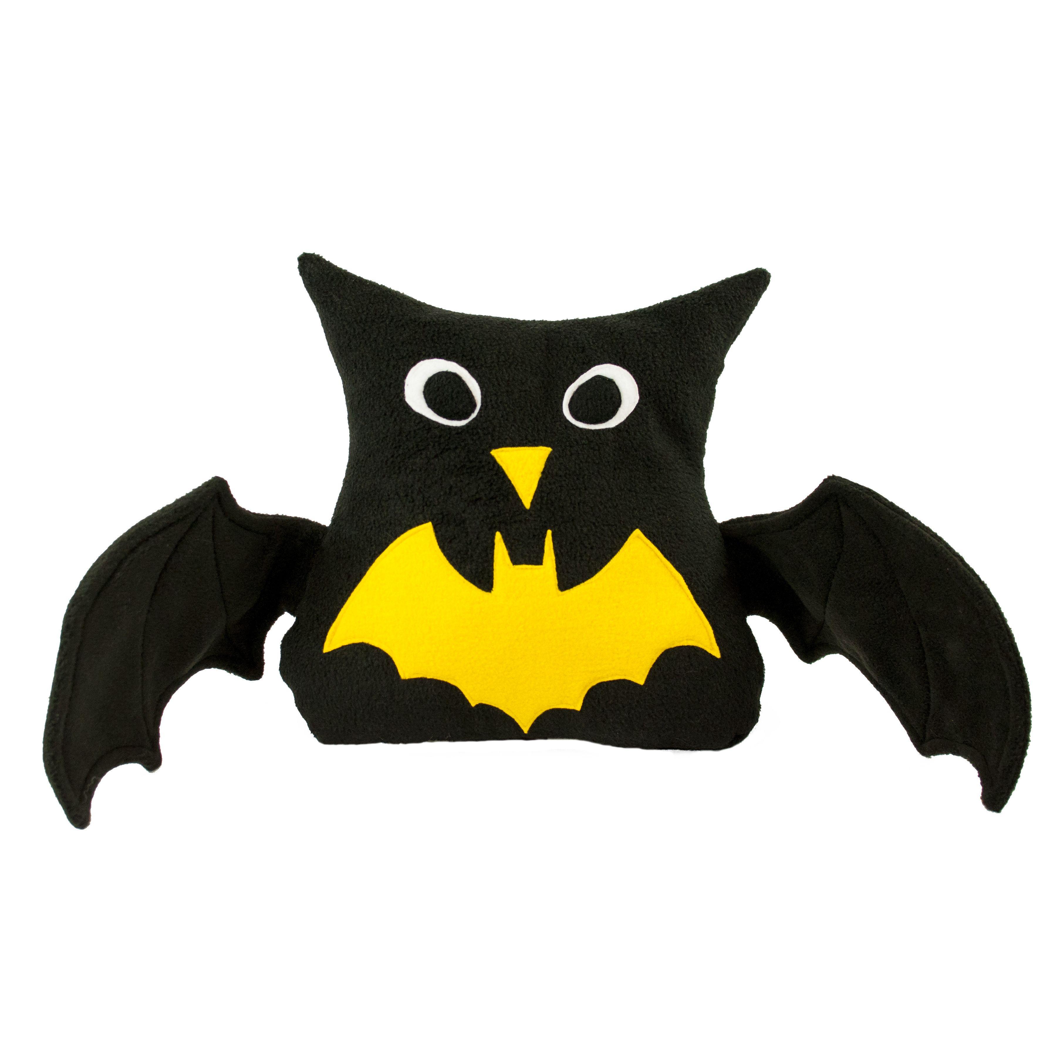 Бэтмен Batman DC Comics Owl Pillow -  Совы Подушки от Швейных дел мастера www.masterpillow.ru