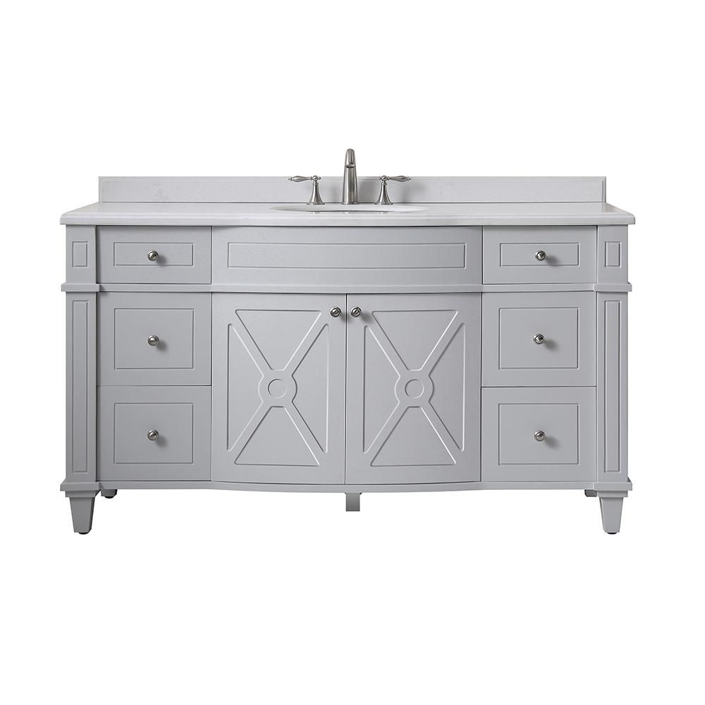 Best Home Decorators Collection Bergeron 60 In W X 22 In D 400 x 300