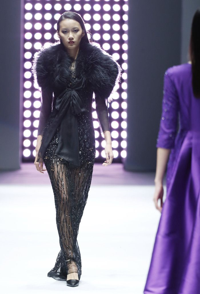 Kopenhagen Fur - China Fashion Week: Catering to fashion people @anandco #furfashion #furonline ADD PIN SHARE