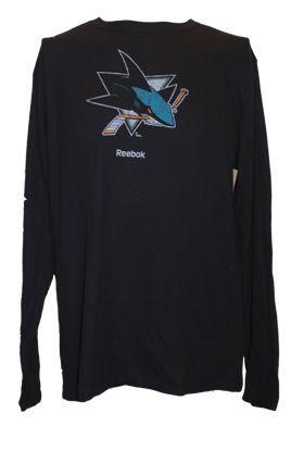 San Jose Sharks Primary Logo Thermal