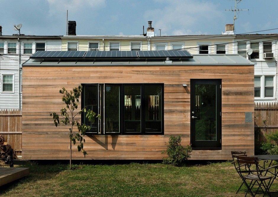 Tiny House Bauen immer mehr amerikaner bauen sich ein tiny house auf rädern mit
