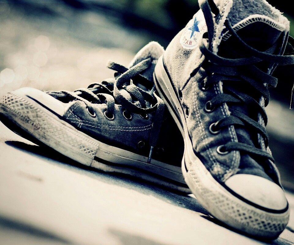 Everyone has their favorite pair of old sneakers