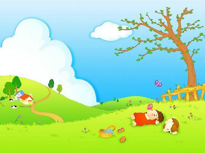 Preescolar Imagenes De Dibujos Paisajes Para Preescolar 1 Graphic Design Art Vector Free Cartoon Design