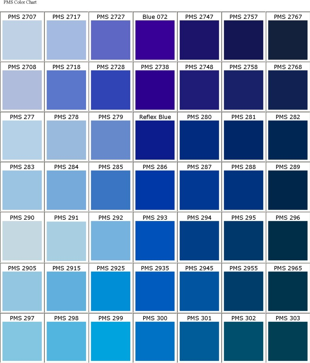 pantone farbe art von blau blauen kleidern farbpaletten hochzeit inspiration farbkarten blautne farben blau - Farbpalette Blau