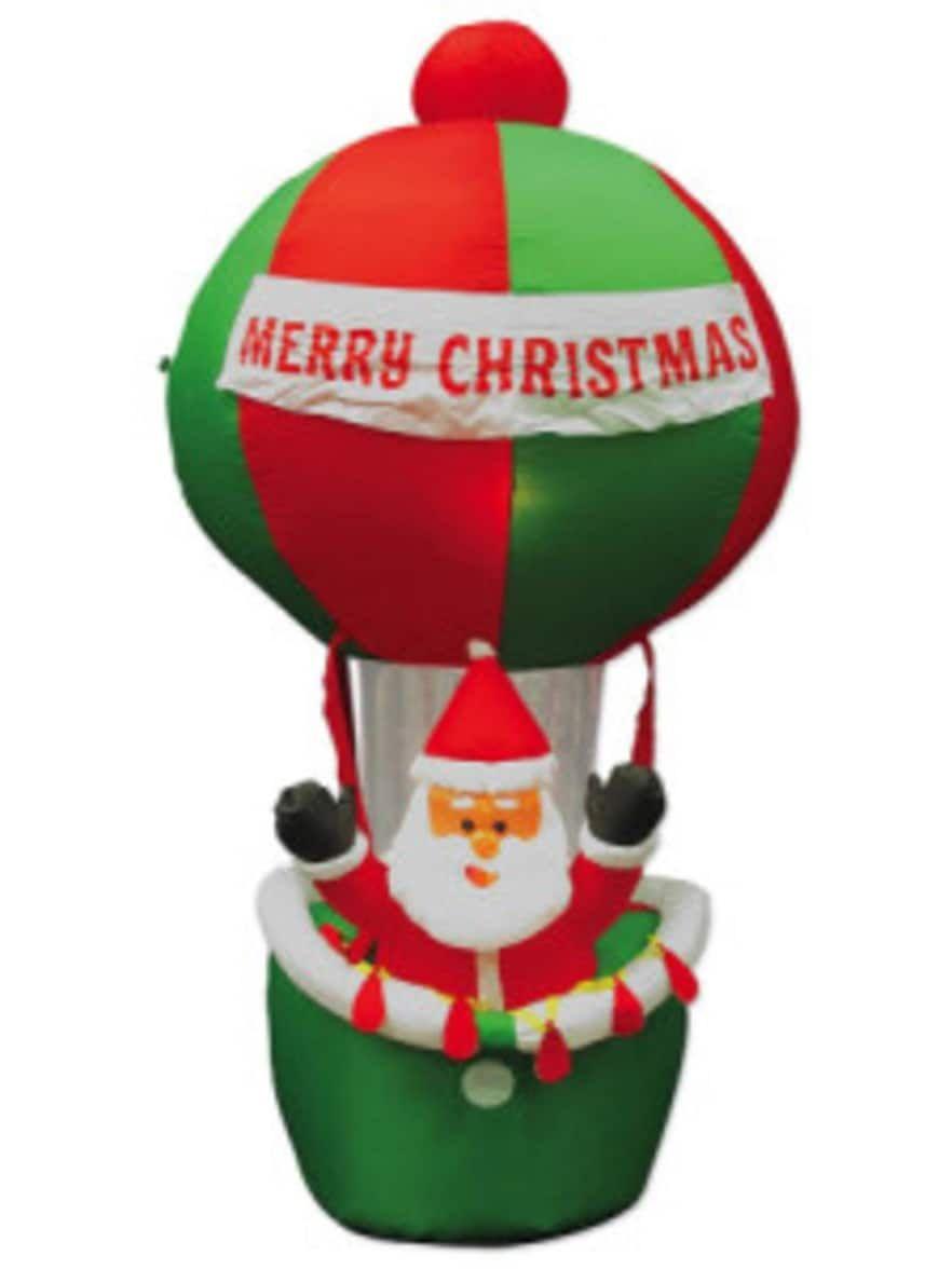 Northlight Seasonal Inflatable Santa