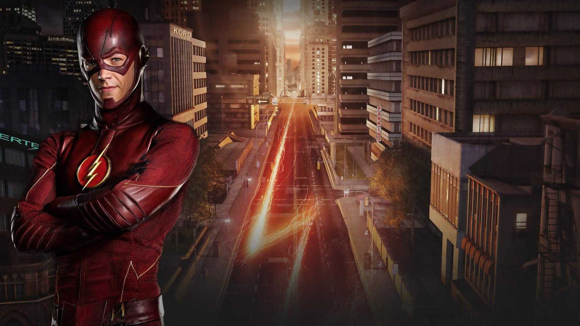 Barry Allen The Flash Flash Tv Series Flash Wallpaper The