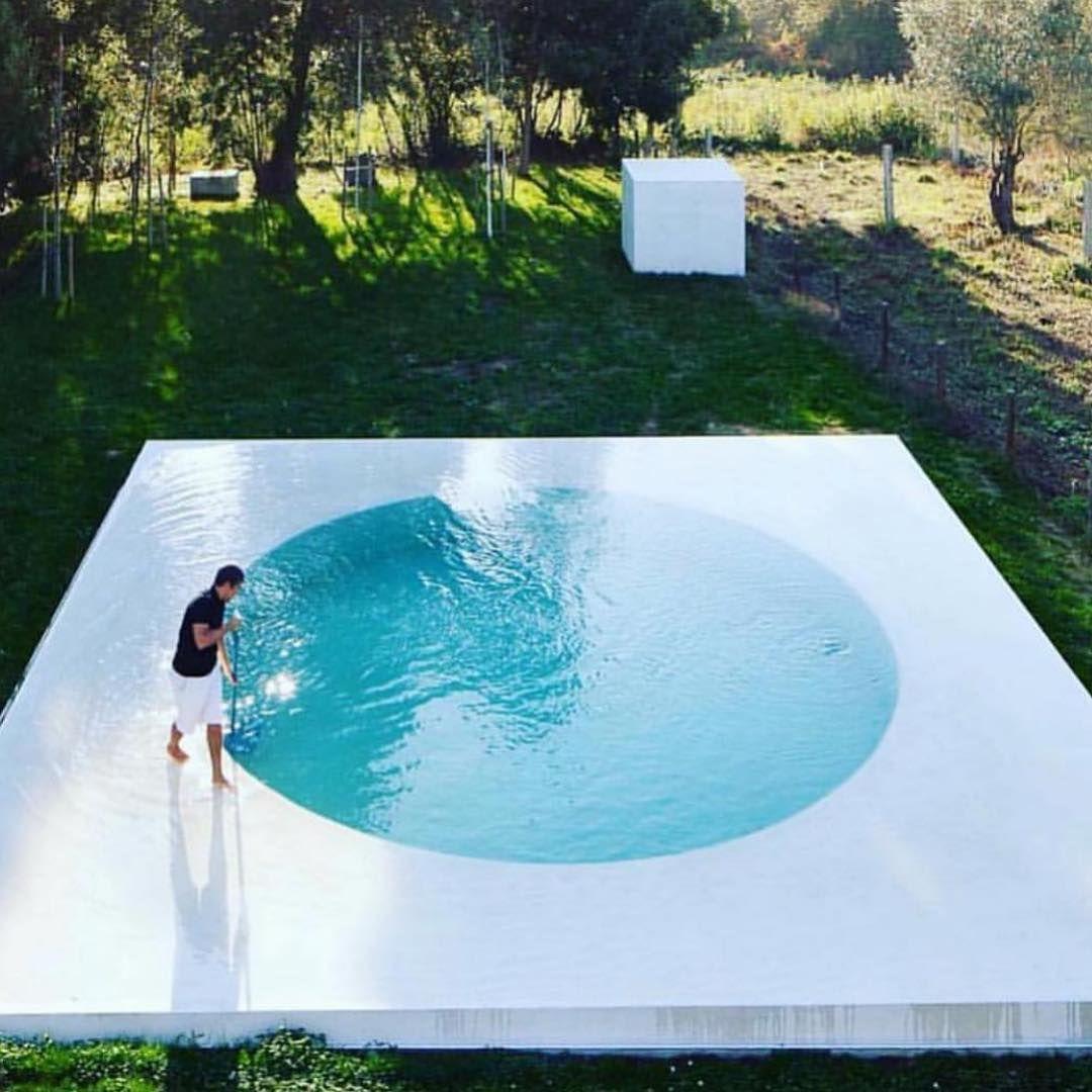 Piscine Hors Sol Portugal round pool swimming pool   deco in 2019   piscine, piscine